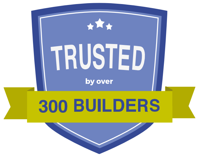 Trusted by Builders
